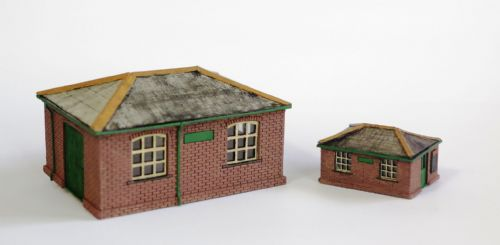 ARCHOO050 Arch Laser GE Station Store/ Goods Office  (Kit)